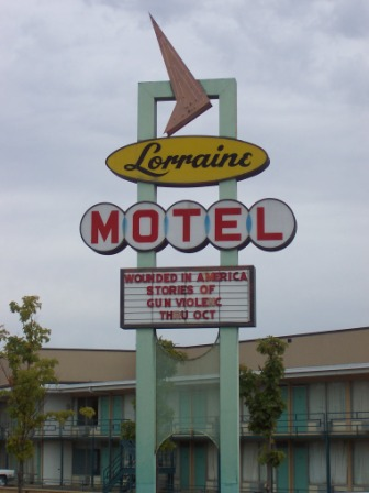 Lorraine Motel - A Key Part of the Civil Rights Museum