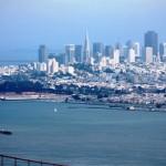 A view of downtown San Francisco